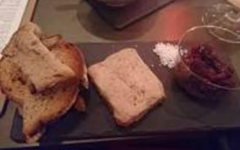 foie gras végan