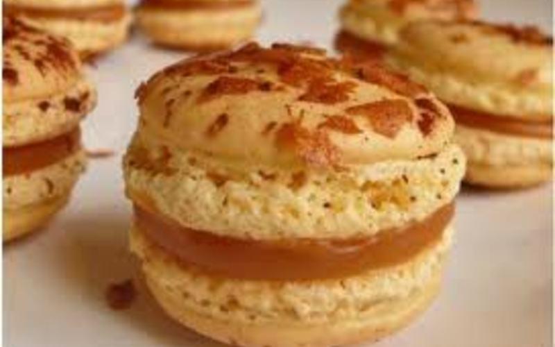 Recette recette de macaron caramel beurre sal pas ch re cuisine tudiant - Recette caramel beurre sale breton ...