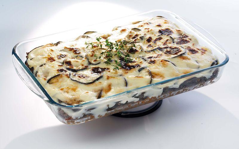 Recette moussaka pas ch re cuisine tudiant - Cuisine sans four etudiant ...