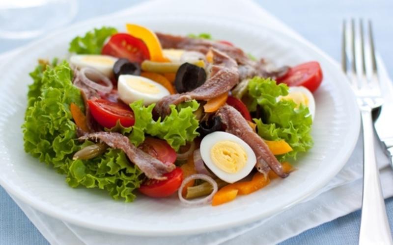 salade niçoise simplissime ( spécial été)