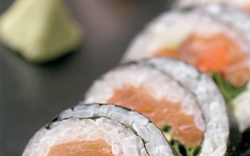 California Rolls (recette japonaise)