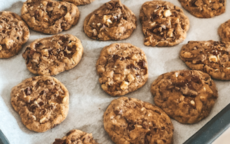Cookies fondants