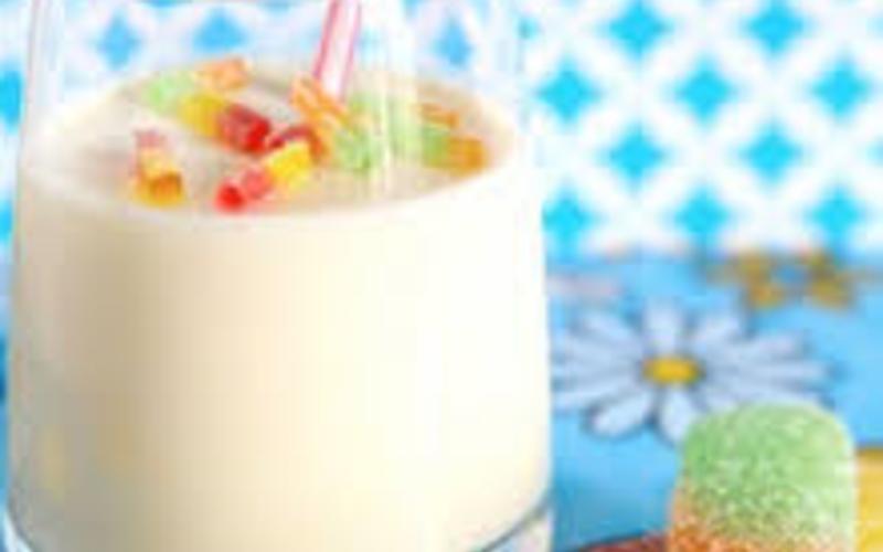 Milkhake aux bonbons