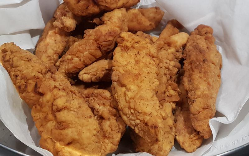 CRISPY TENDERS FAÇON KFC