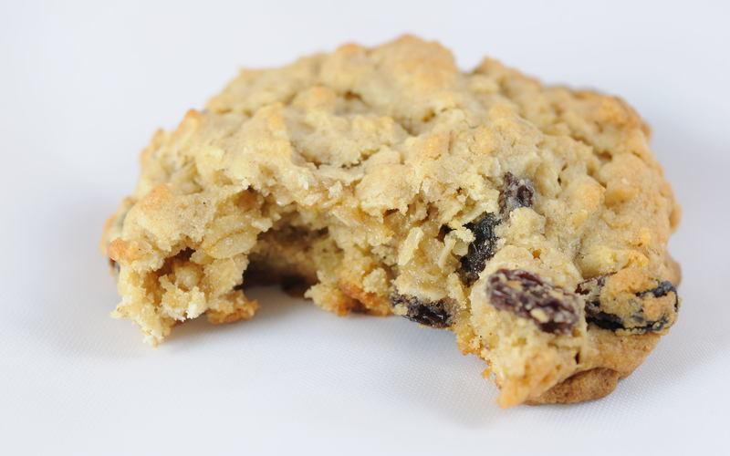 Cookies healthy à la banane!