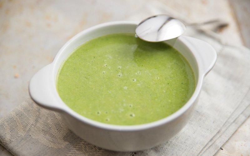 Soupe poireau- pommes de terre de mamie
