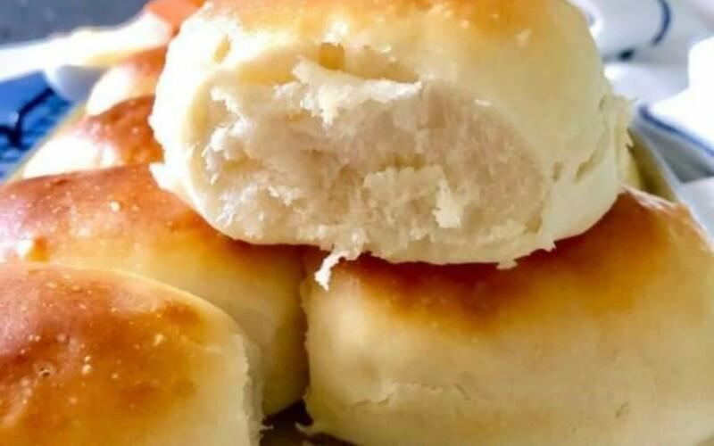 Petits pains légers