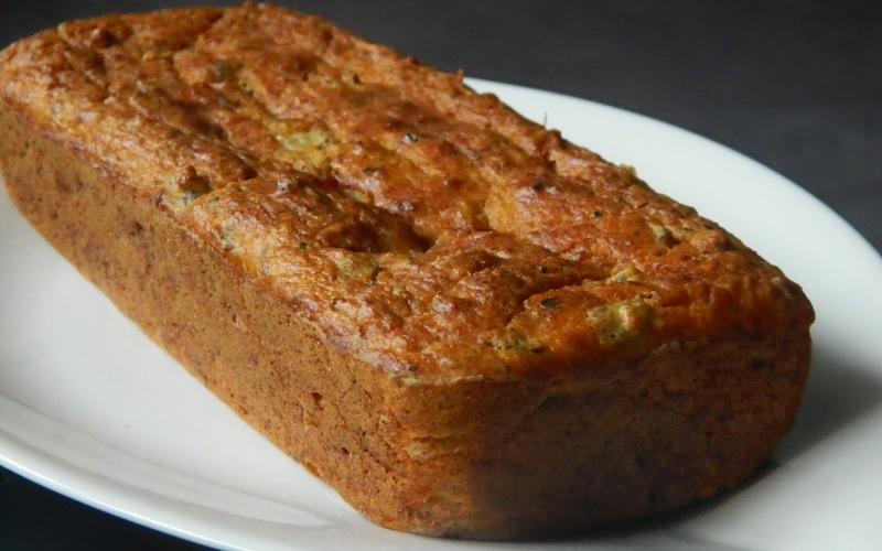 Pain de poisson (cake au thon)