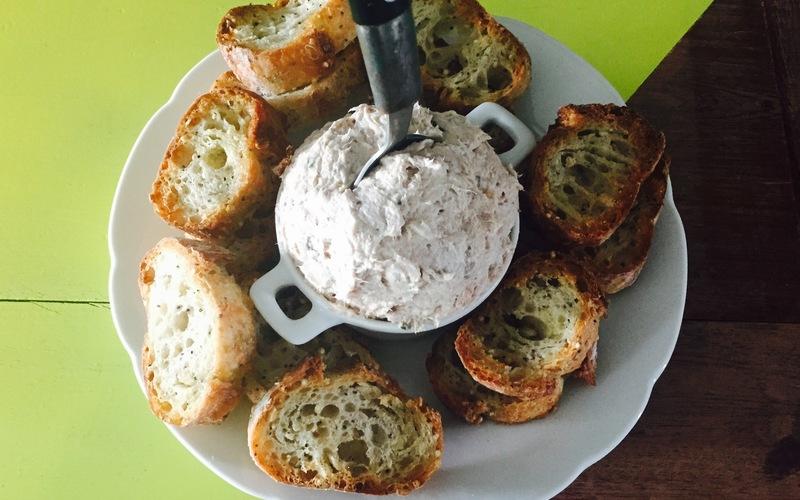 Recette tartinade de thon sans pr tention pas ch re et - Cuisine sans four etudiant ...