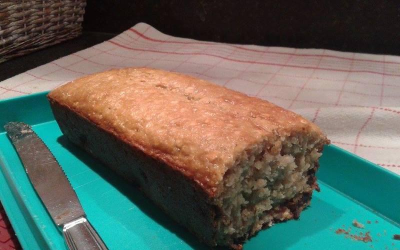 Cake aux flocons d'avoine