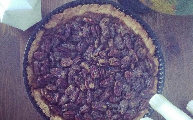 tarte aux noix de pécan
