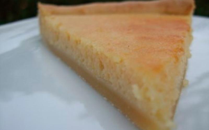 Tarte au Massepain (Dessert du Moyen-Age)