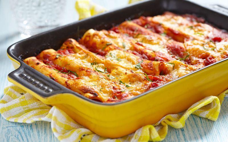recette cannelloni au boeuf l 39 ancienne conomique cuisine tudiant. Black Bedroom Furniture Sets. Home Design Ideas