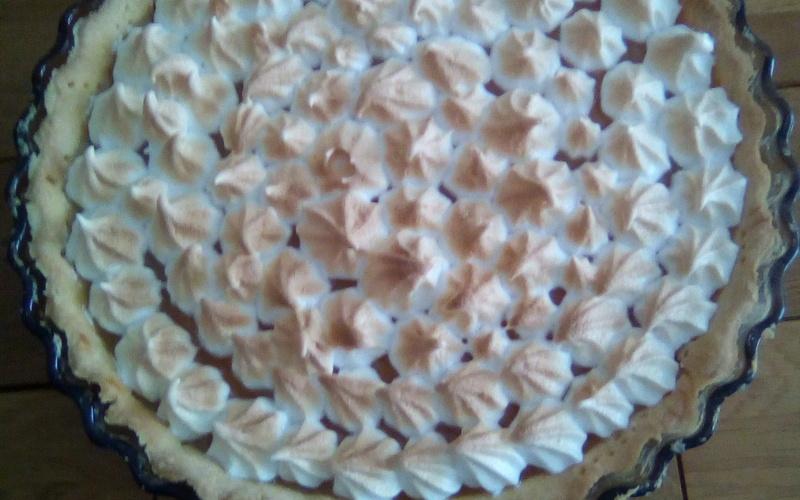 Ma recette de tarte au citron meringuée