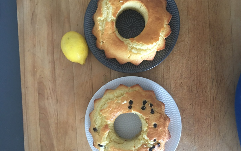 Double Gâteau au yaourt revisité