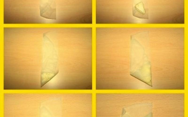 Triangles Chévre et Miel