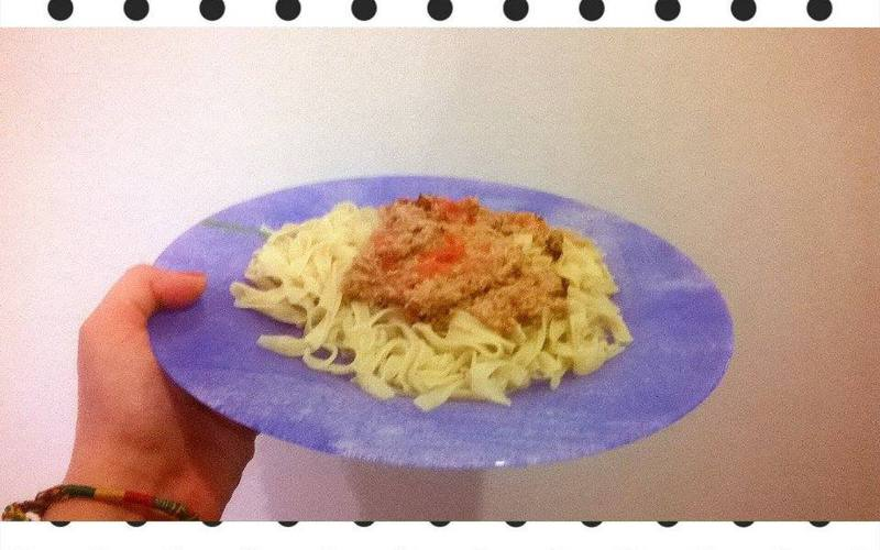 Thon tomate (accompagnement ou plat)