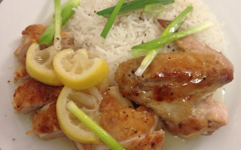Recette poulet au citron la chinoise facile pas ch re et - Cuisine pas chere et facile ...