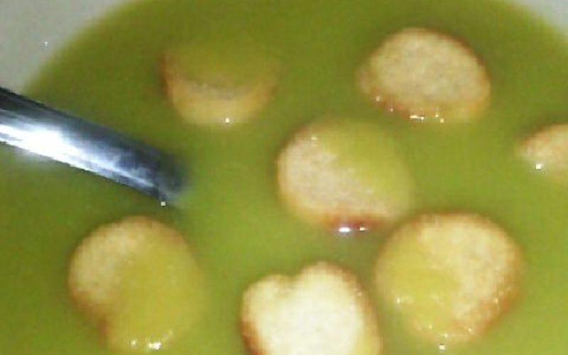 soupe poireau / pommes de terre