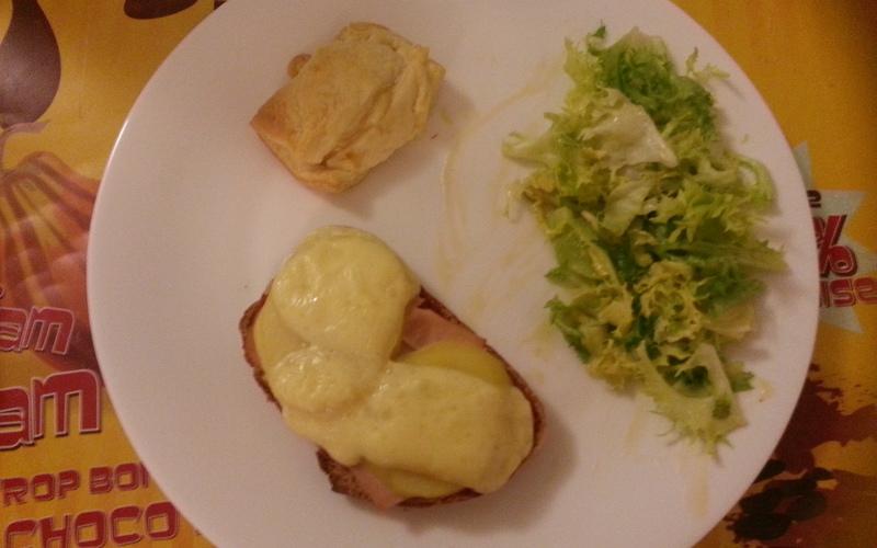 Tartine Raclette