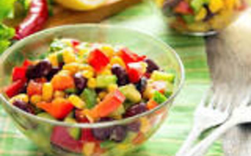 salade Méxicaine expresse