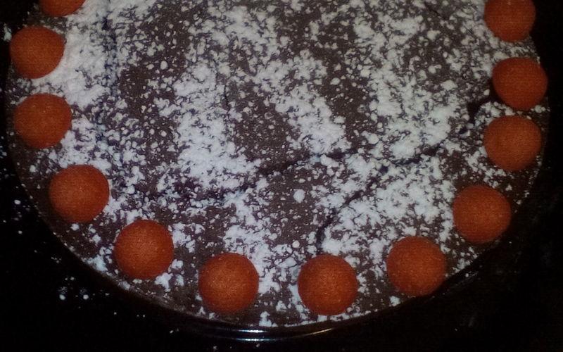 Recette gateau sans oeuf au chocolat en poudre