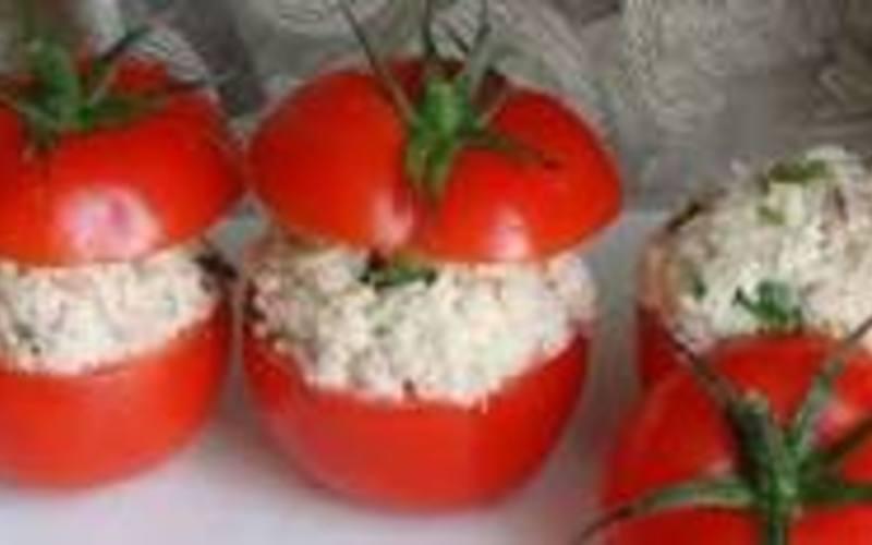 tomate à la monégasque