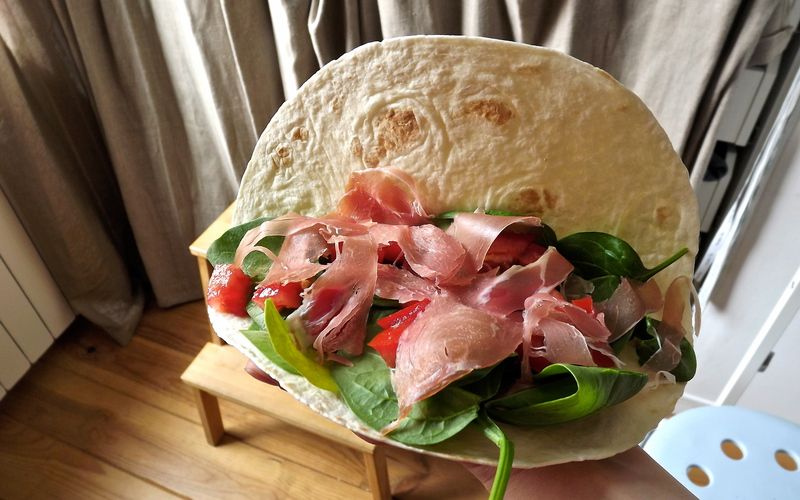 Recette quesadillas pas ch re et facile cuisine tudiant for Cuisine etudiant