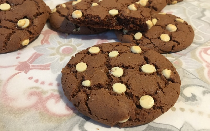 Cookies faciles au nutella