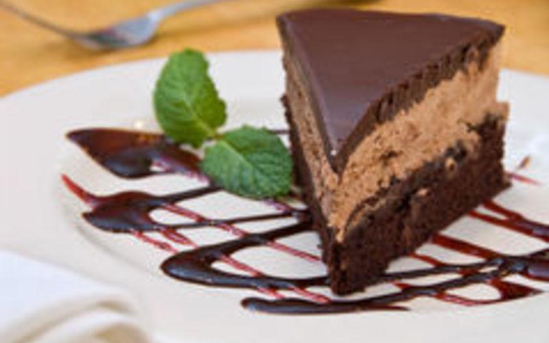 Moka au chocolat noir