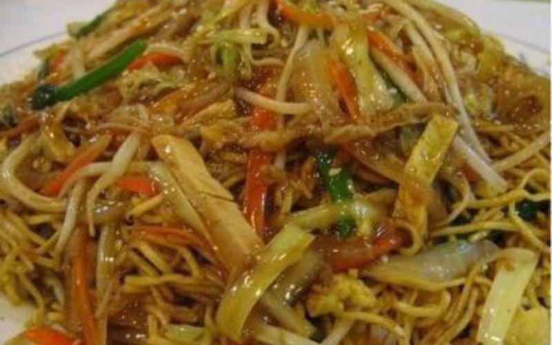 recette nouilles au poulet et curry vert pas ch 232 re et