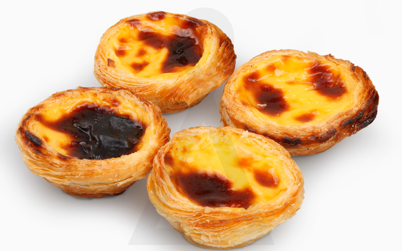 Pastel de nata(  recette portugaise)