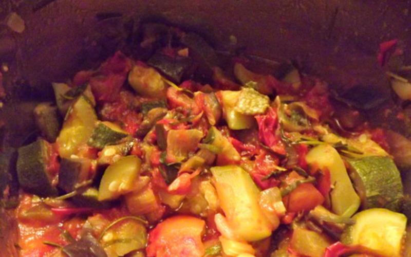 Recette ratatouille conomique cuisine tudiant for Cuisine etudiant
