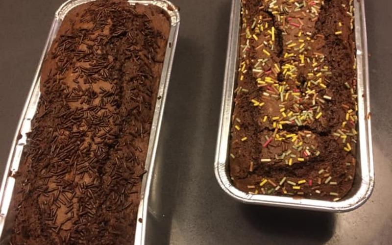 Cake facile au chocolat