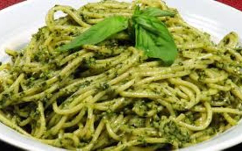 Pasta au Pesto