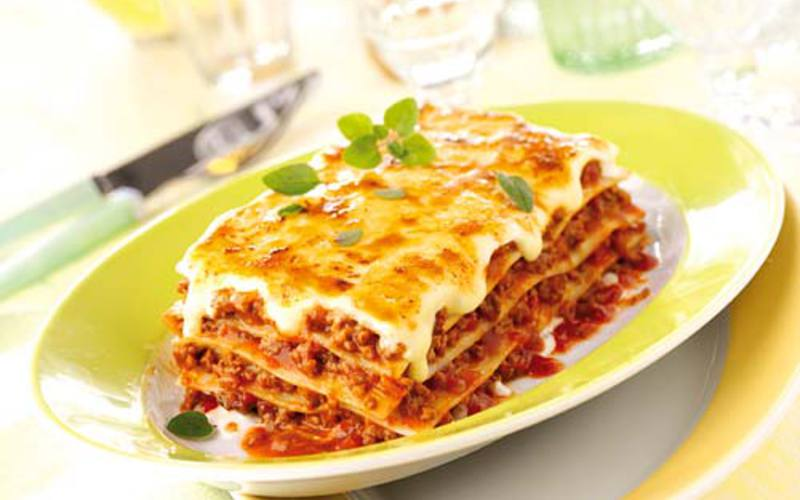 Recette Lasagnes Economique Cuisine Etudiant