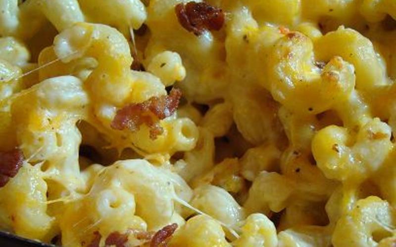 Macaroni au micro-ondes
