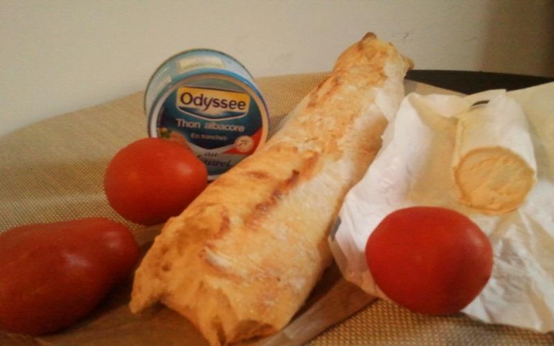 Recette panini de l 39 tudiant pas ch re et rapide for La cuisine de l etudiant