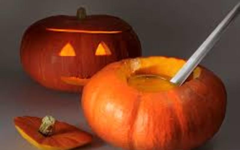 potage d'Halloween