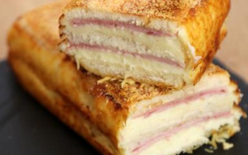 Recette croque cake pas ch re et simple cuisine tudiant for Entree simple originale