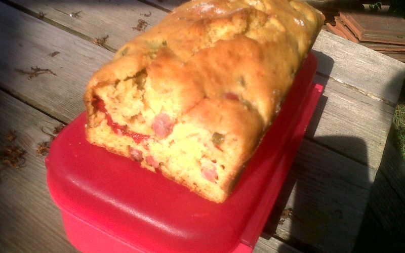 Cake salé façon Tortilla