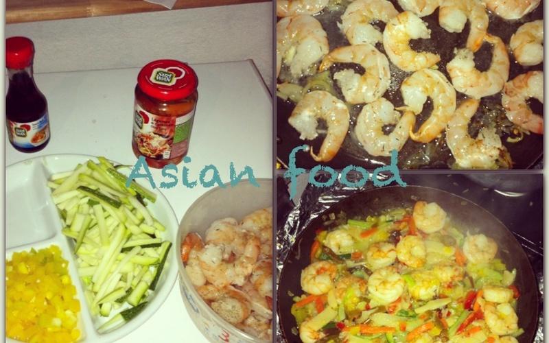 Recette gambas tha conomique et facile cuisine tudiant for Cuisine etudiant