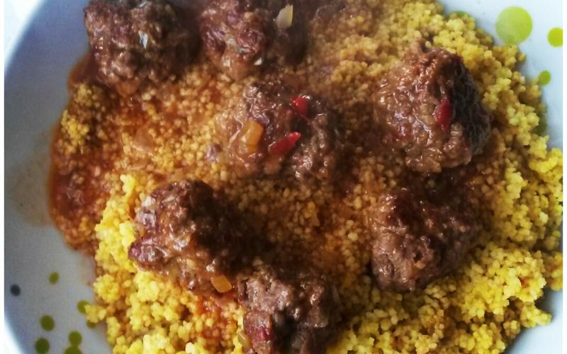 Boulettes marocaines