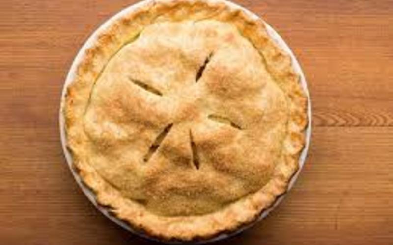 Apple-pie 100% British
