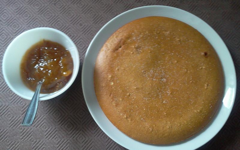 Gâteau de maïs