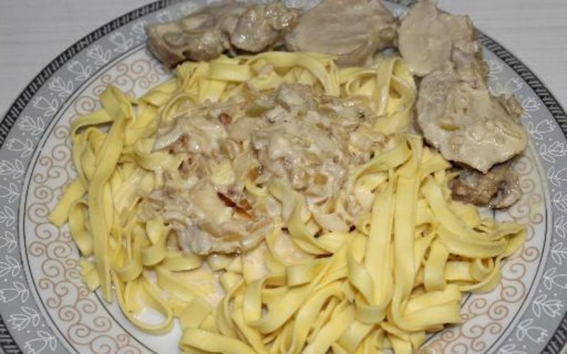 filet mignon de porc au maroille (100% CHTI)