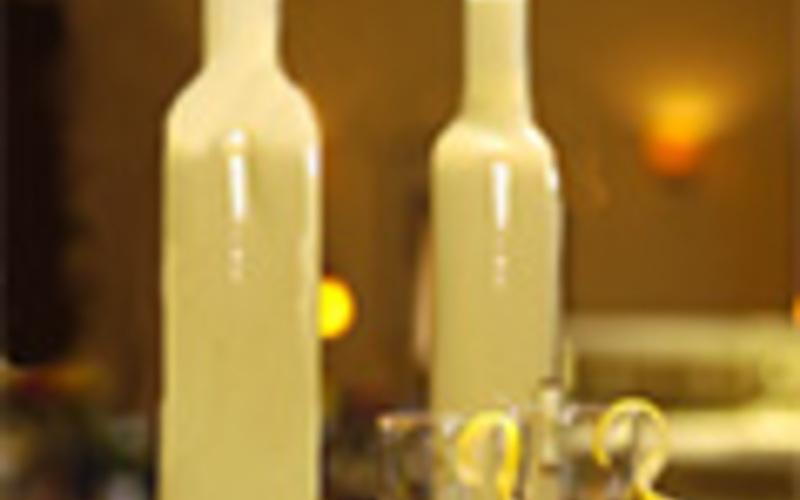 Recette de la crema de limoncello (italien)