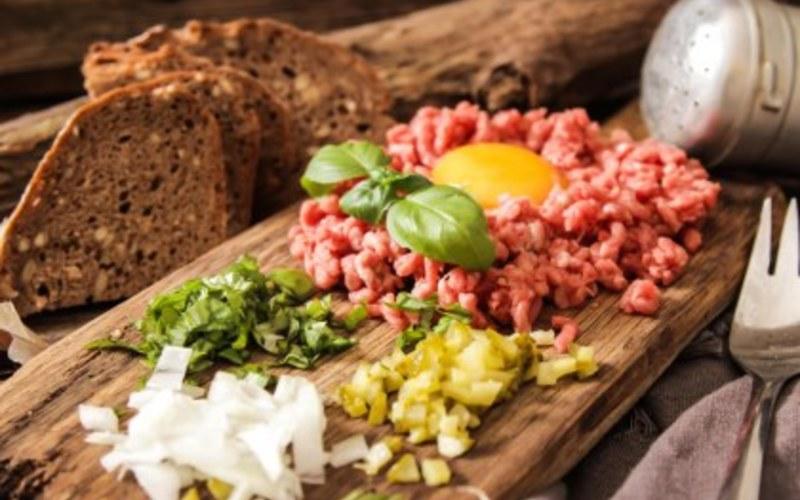 Steak Tartare facile et rapide