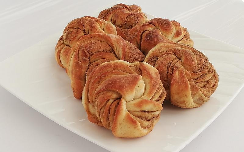 Petits pains à la crème de pavot