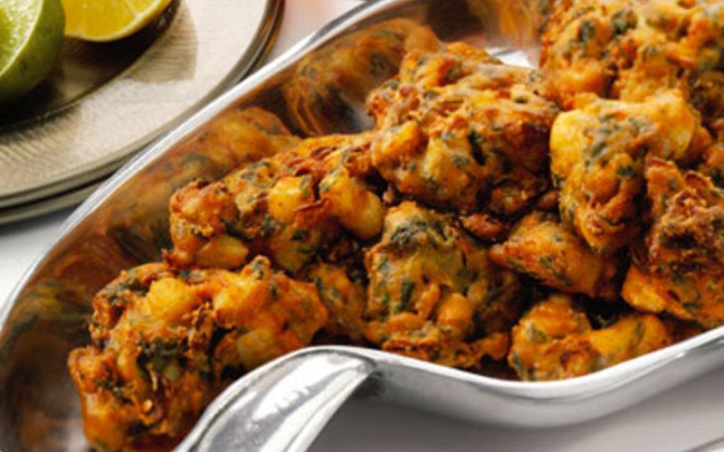 Beignets de légumes provençaux